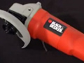 Amoladora angular Black & Decker KG 915 K