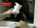 Cambio bomba de desagüe de lavadora / lavarropas